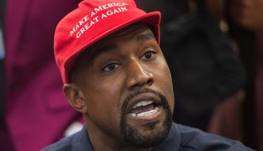 Kanye West says he is running for US president - and he has won the backing of Elon Musk