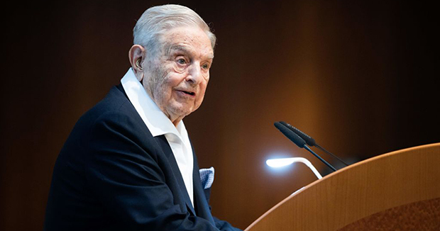 """Soros Foundation Announces It Is 'Doubling Down' On Funding """"Black-led Justice Organizations"""""""