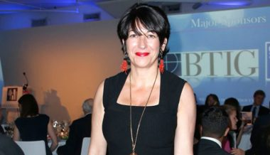 Ghislaine Maxwell in Court, May Have Compromising Sex Tapes of Top Politicians: Watch Live