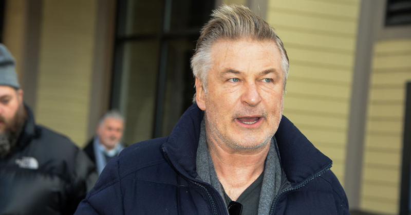Alec Baldwin Claims Trump Planning to Use Armed Force to 'Stop the Election in November'