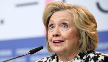 Hillary Clinton: 'I Don't Know' If Trump Will Leave Office if Defeated