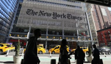 NYT Reporter Quits, Says She Was Forced Out By Woke Mob For Her 'Wrongthink'