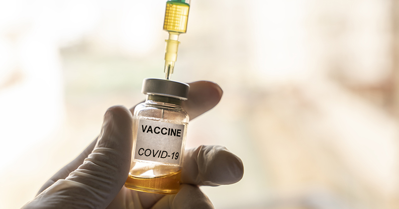 An Experimental COVID-19 Vaccine Being Rushed Through Development Will Require More Than One Injection