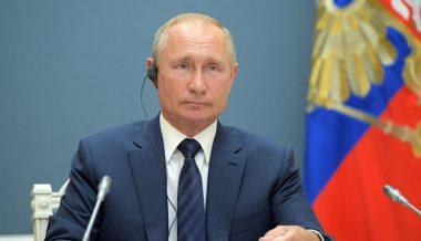 Putin Mocks U.S. Embassy For Flying LGBT Pride Flag