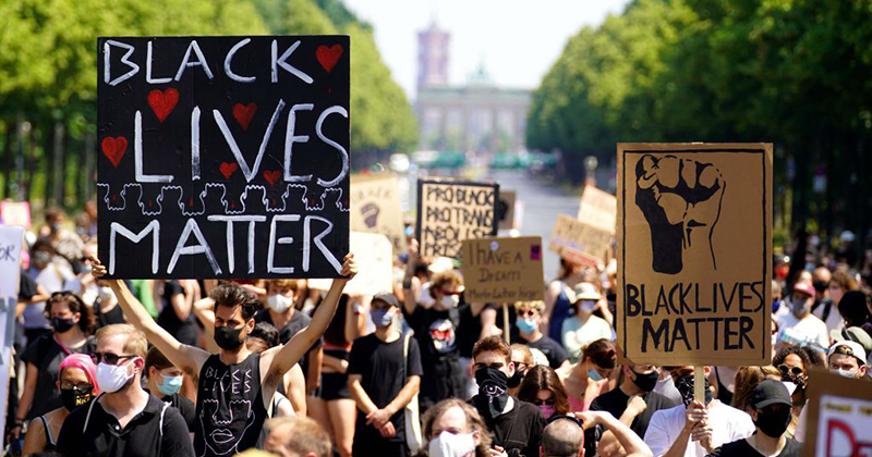 Researchers Say 26 Million Black Lives Matter Protesters Did Not Increase Spread of COVID-19