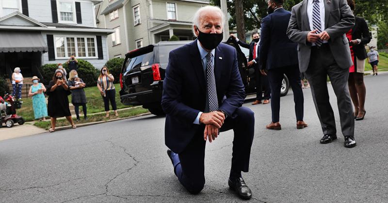 Biden's 2020 Party Platform Proposal Seeks to Abolish America's Suburban Communities