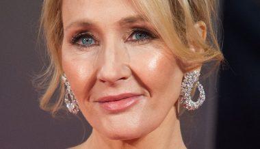 'Harry Potter' Fan Sites Blot Out J.K. Rowling's Full Name over Transgender Thought Crime