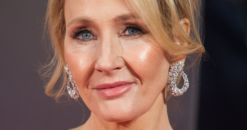 'Harry Potter' Fan Sites Blot Out J.K. Rowling's Full Name over Transgender Thought Crime