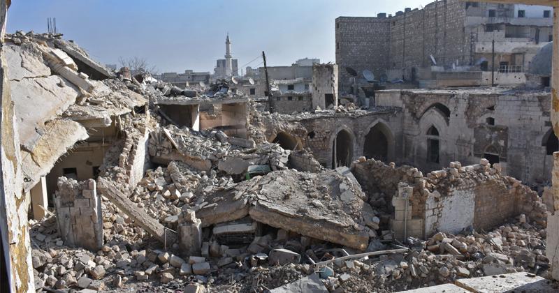 Russian FM Slams UN Syria Commission