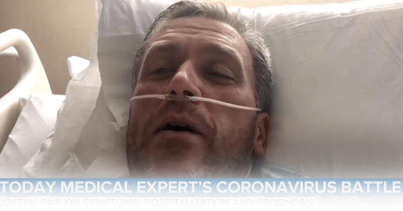 FAKE NEWS FLU: NBC Virus Expert Who Claimed He Had 'Undiagnosed' COVID-19 Gets Tested, Never Had Coronavirus