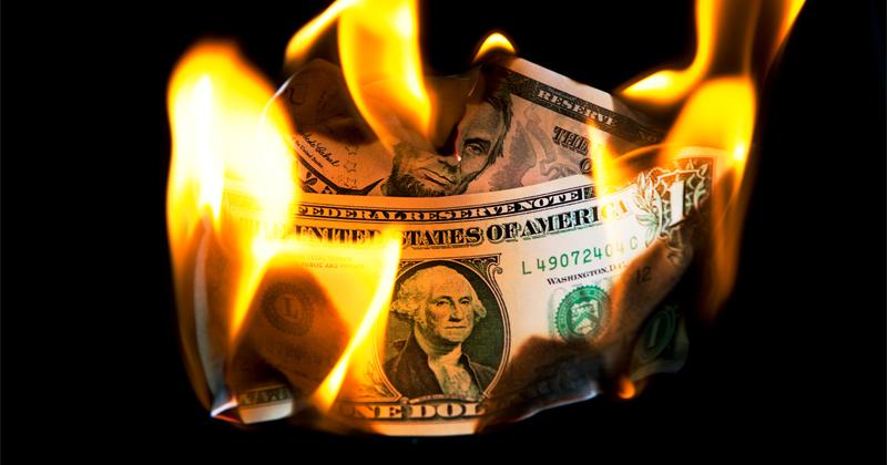 Mainstream Now Bearish on Dollar