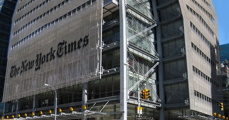 Declassified Documents Reveal Key New York Times Russiagate Piece Was Complete Lies