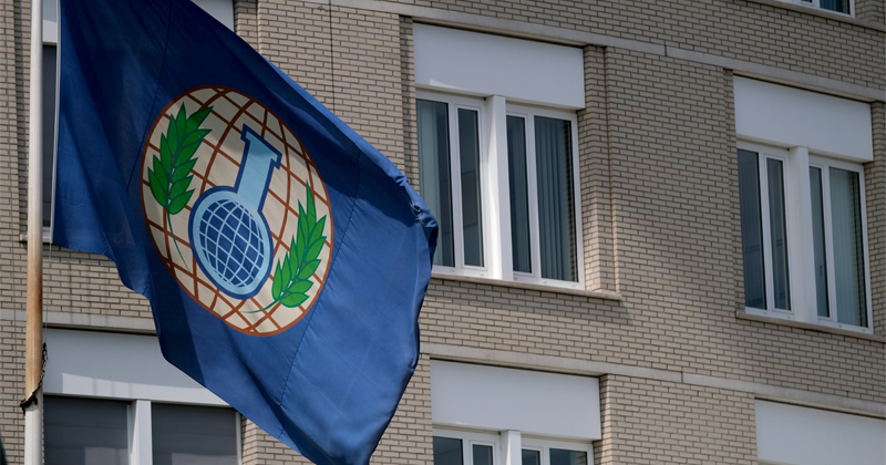 UN Watchdog Gives Syria 90 Days to Declare Chemical Weapons