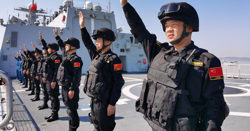 Buchanan: Is America Up For A Naval War With China?