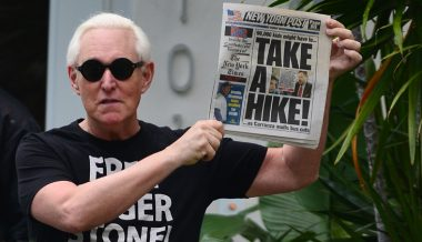 Roger Stone Explodes on The Deep State, Calls for Arrests in Powerful First In-Depth Interview Since Trump Commutation