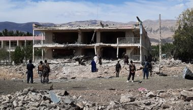 Taliban Attack on Afghan Spy Agency's Office Kills 11