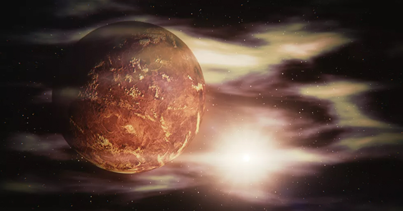 Scientists Want to Use Venus' 'Gravity Assist' to Reach Mars Faster