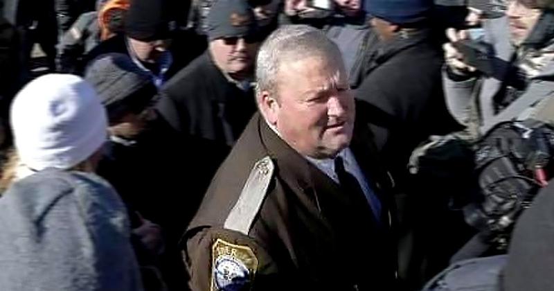 VIDEO: Sheriff Urges Virginia 2A Sanctuaries to Send 'Clear Message' As Dems Plan More Anti-Gun Laws