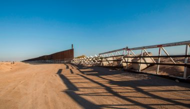 Trump Admin Awards Tech Startup Contract to Build 'Virtual' US-Mexico Border Wall