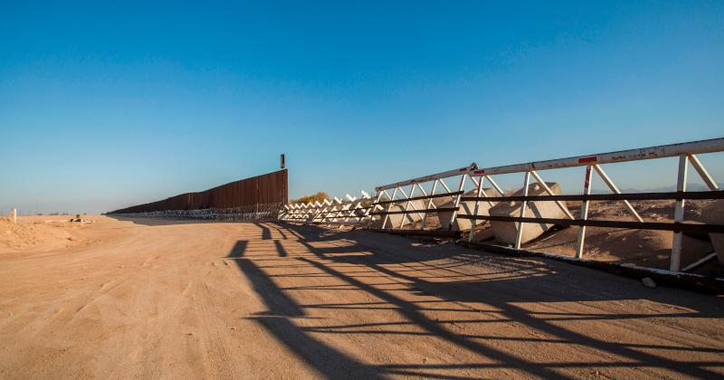 Trump Admin Awards Tech Startup Contract to Build 'Virtual' US-Mexico Border Wall