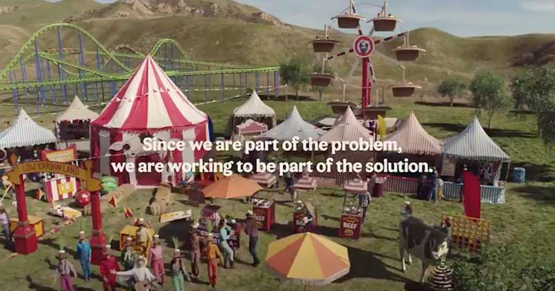 Burger King Promotes Green New Deal in Ad Slamming Cow Farts
