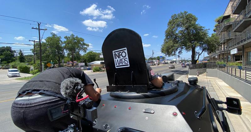 Patriot Bullhorns Texas Capitol On Covid Hoax: Livestream