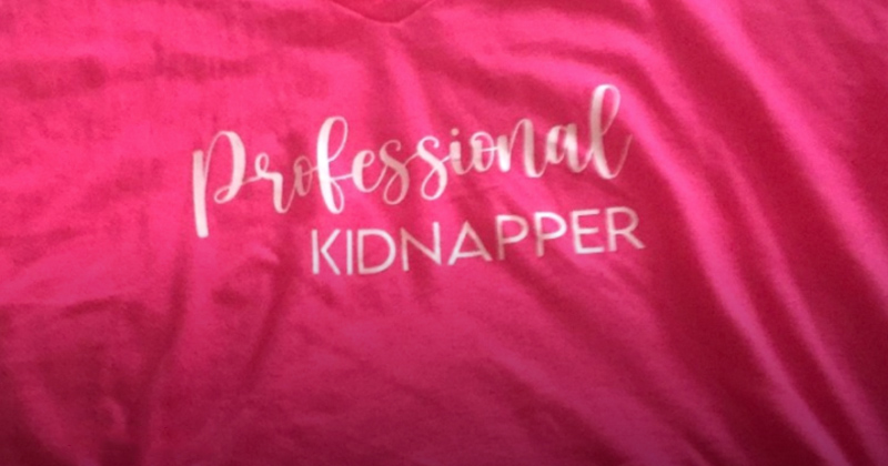 """CPS Workers Fired After Wearing """"Professional kidnapper"""" Shirts"""