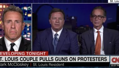 Armed St. Louis Homeowner Rips CNN's Chris Cuomo For Being A 'Mind Reader'