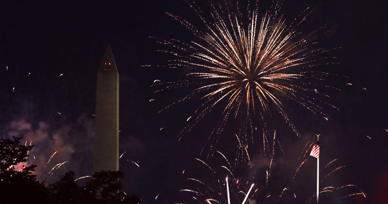 Dems Pissed Americans Proudly Celebrate 4th of July During Covid Hoax - Watch Live!