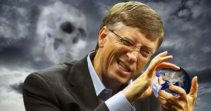 The Bill Gates Travel Guide: Identification Tattoos, Mandatory Vaccines and Robot Covid Police!