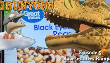 Race-a-Saures Rampage: Grunyons Episode 6