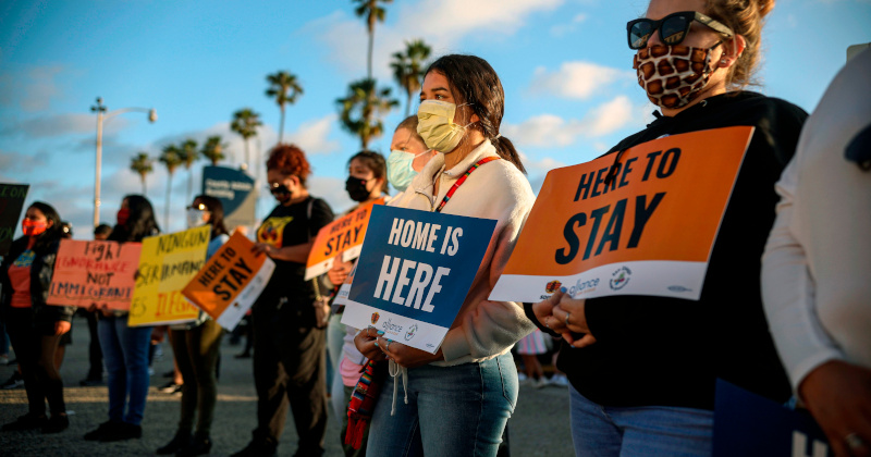DHS Not Accepting New DACA Applications