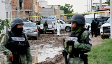 Gunmen Kill 24 in Mexican Drug Rehab Center