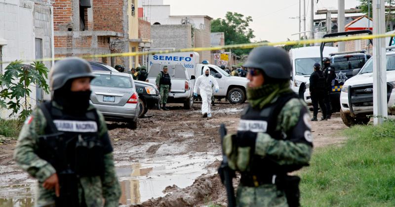Gunmen Kill 24 in Mexican Drug Rehab Center