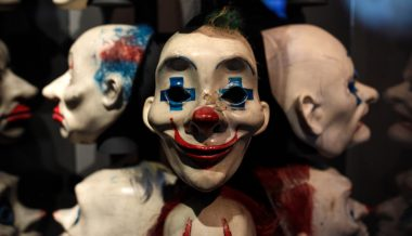 Man in 'Joker Makeup' Arrested For Threatening N.J. Residents With Weapon