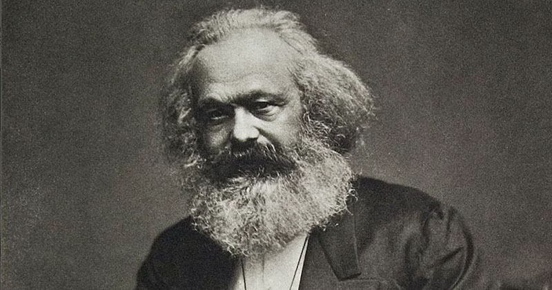 Karl Marx Was a Horrific Racist -- Here Are the Quotes to Prove It