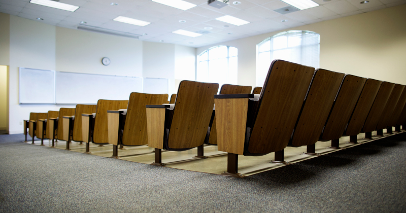 Higher Education Bust - Vermont College Goes On Auction Block With $3 Million Bid