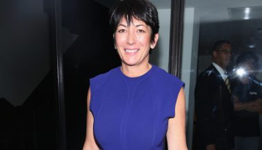 Ghislaine Maxwell's Lawyers Argue She Is 'At Risk of Contracting Covid-19' in Prison