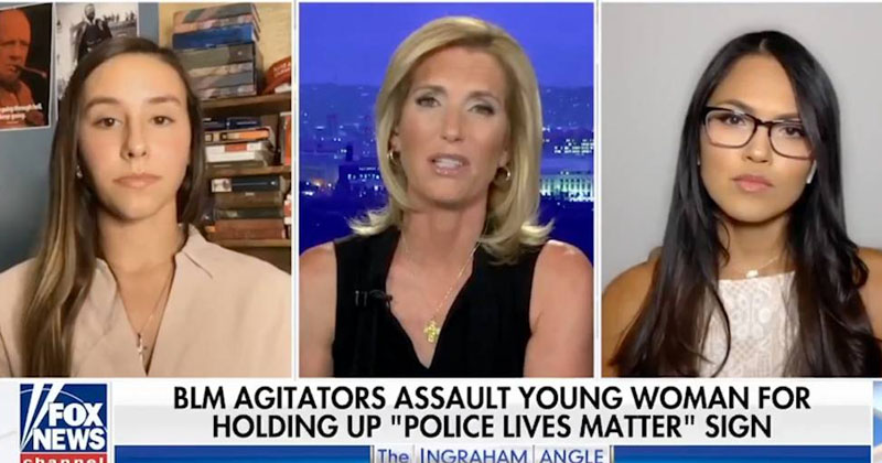 Action 7 Interviewed By Laura Ingraham Over Pro-Police Demonstration