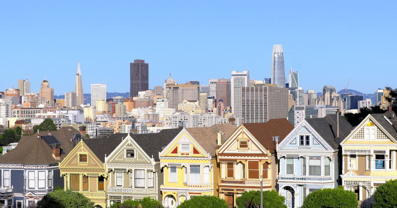 San Francisco Rent Drops Most On Record As People Flee For Suburbs