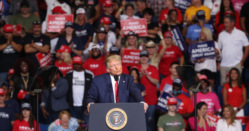 Trump to Hold Next Campaign Rally in New Hampshire on July 11th