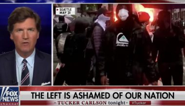 Tucker Carlson: Democrats 'Actually Hate America' Yet 'Desperately Want To Control' It