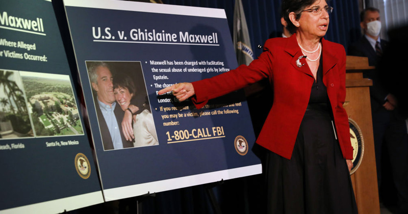 Ghislaine Maxwell Is Not About To Kill Herself: Watch Live