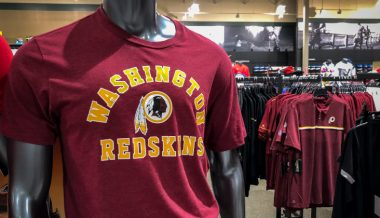 "Washington Redskins Officially ""Retire"" Name, Logo"
