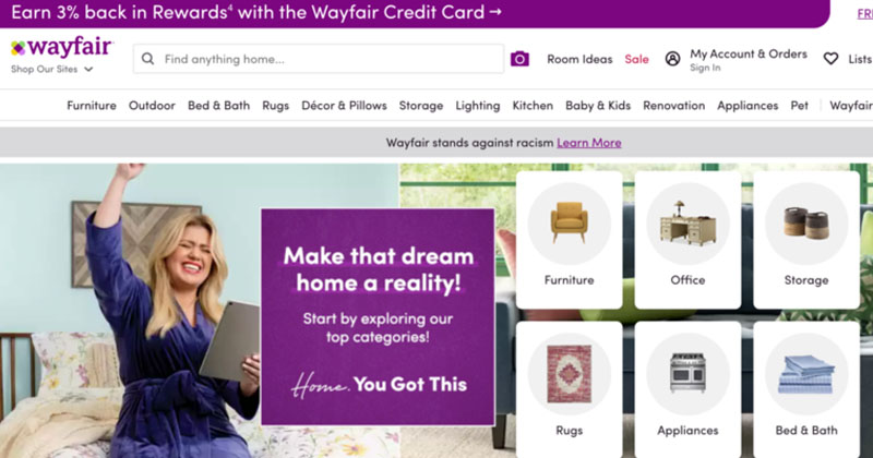 Pizzagate 2.0? Wayfair forced to deny bizarre rumors its 'overpriced cabinets' are child trafficking front