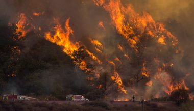 California Enters Wildfire Season With Over Half of Inmate Firefighters Under COVID Lockdown
