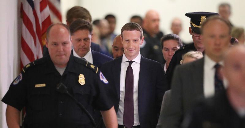 WATCH: Big Tech CEOs Testify Before Congress
