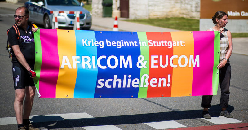 US Africa Command Ordered To Leave Germany As Part Of Troop Draw Down Fallout