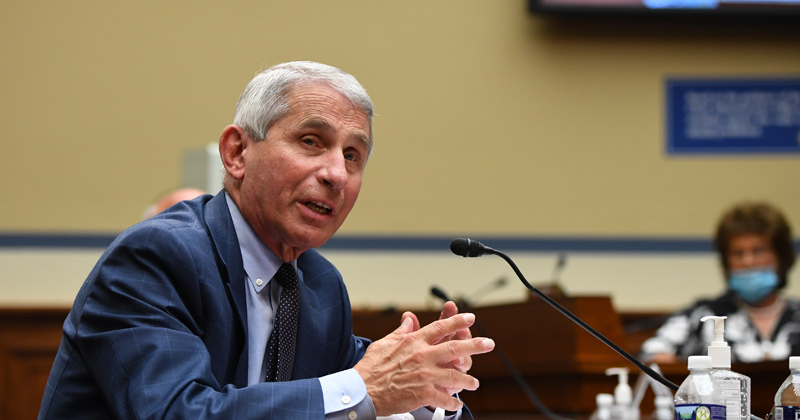 Covid House of Cards Collapsing: Fauci Called Out Over Vaccine Royalties