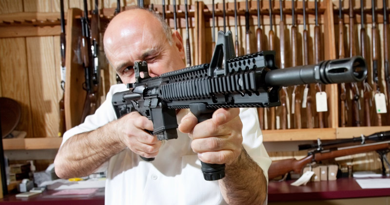Here's Why Liberals Are Now Buying Guns